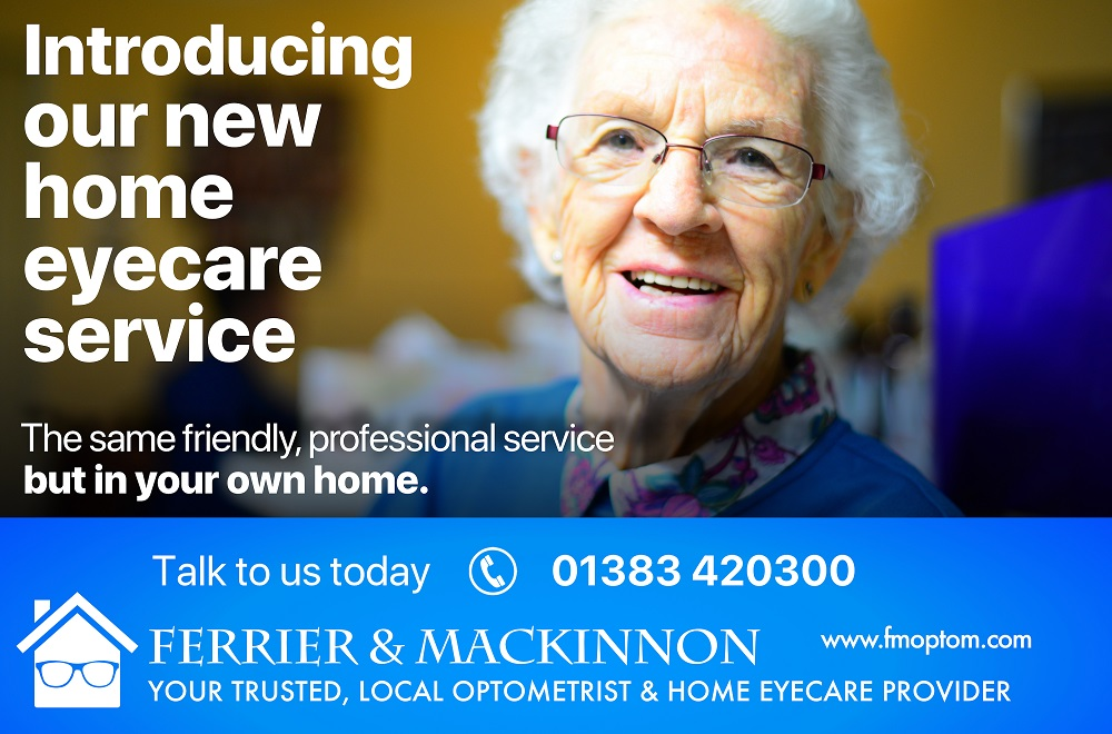 home eyecare service