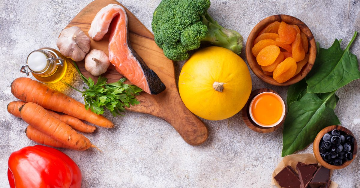 Our top foods for eye health