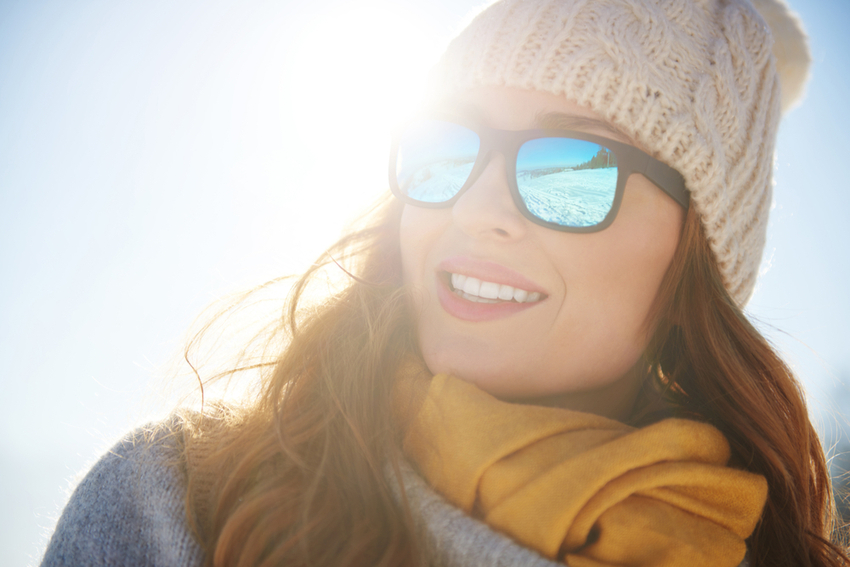Why do your eyes need UV protection in winter?